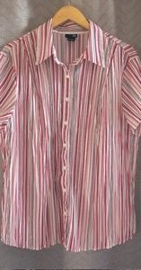 East 5th Woman Professional Blouse, Size 1X